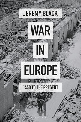 War in Europe by Jeremy Black