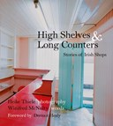 High shelves & long counters