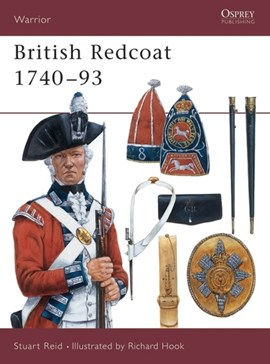 British Redcoat by Stuart Reid