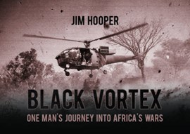 Black vortex by Jim Hooper