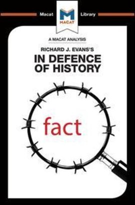 In Defence of History by Nicholas Piercey