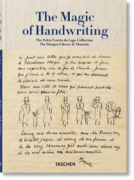 The magic of handwriting by Pedro Corrêa do Lago Collection
