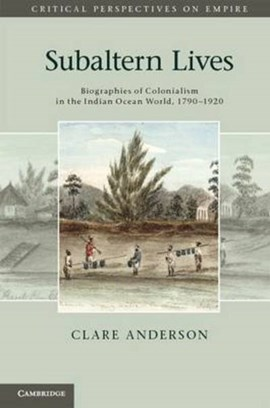 Subaltern lives by Clare Anderson
