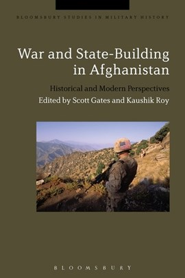 War and state-building in Afghanistan by Scott Gates