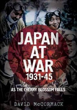 Japan at war 1931-45 by David McCormack