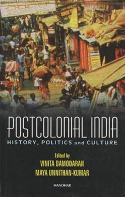Post Colonial India by Vinita Damodaran