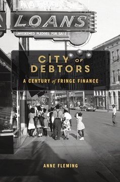 City of debtors by Anne Fleming
