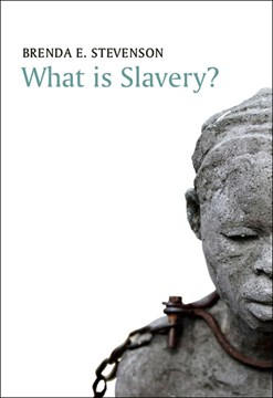 What is slavery? by Brenda E. Stevenson