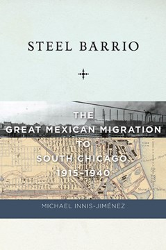 Steel barrio by Michael Innis-Jiménez
