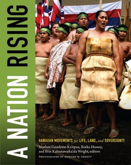A nation rising by Noelani Goodyear-Kaopua