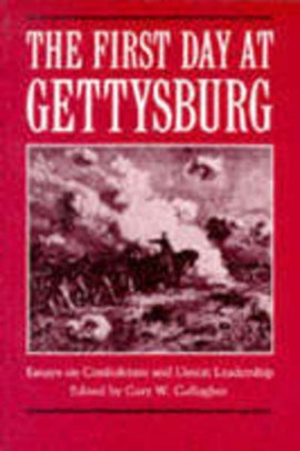 The First Day at Gettysburg by