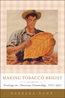 Making tobacco bright