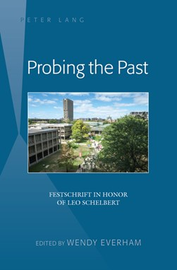 Probing the past by Wendy Everham