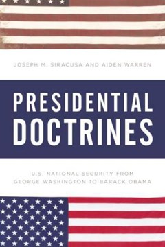 Presidential doctrines by Joseph M Siracusa