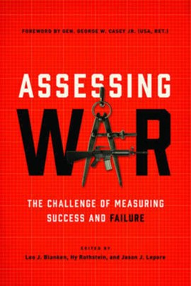 Assessing war by Leo J Blanken