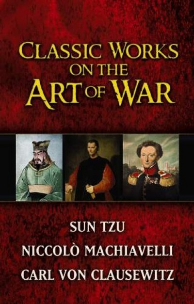 2fdde055bfa7 Classic works on the art of war