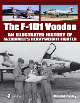 F-101 Voodoo by Ronald Easley