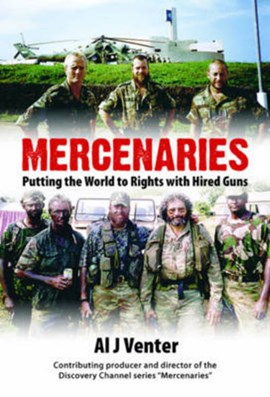 Mercenaries by Al J. Venter