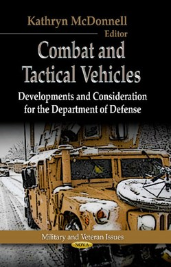 Combat and tactical vehicles by Kathryn McDonnell