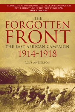 The forgotten front by Ross Anderson