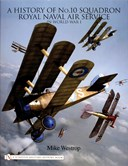 A history of No. 10 Squadron, Royal Naval Air Service, in World War I