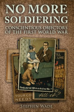 No more soldiering by Stephen Wade