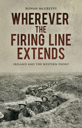 Wherever the Firing Lines Extends P/B by Ronan McGreevy
