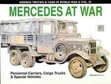 German Trucks & Cars in WWII Vol.IV