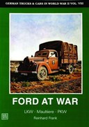 German Trucks & Cars in WWII Vol.VIII