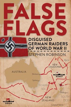 False flags by Stephen Robinson