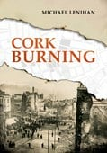 Cork burning