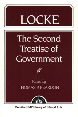 Locke by Thomas P. Peardon