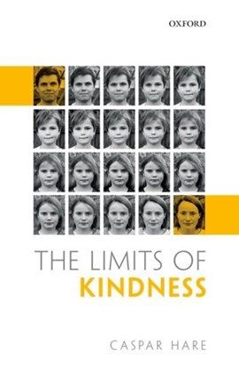 The limits of kindness by Caspar Hare