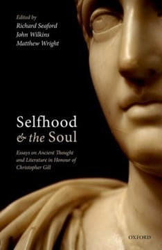 Selfhood and the soul by Richard Seaford