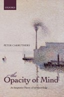 The opacity of mind