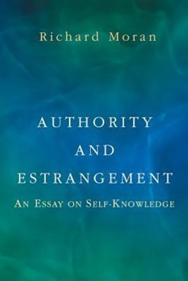 Authority and estrangement by Richard Moran