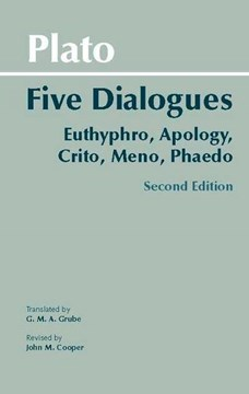 Five dialogues by Plato