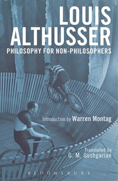 Philosophy for non-philosophers by Louis Althusser