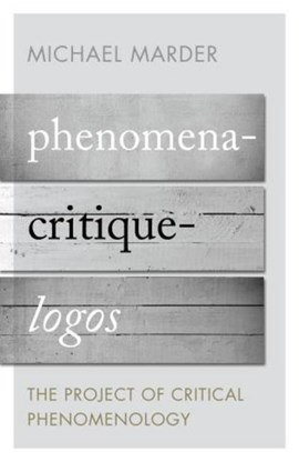 Phenomena-critique-logos by Michael Marder