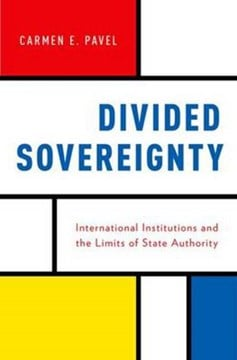 Divided sovereignty by Carmen Pavel
