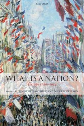 What is a nation? by Timothy Baycroft
