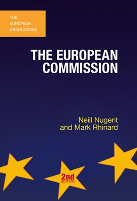 The European Commission by Neill Nugent