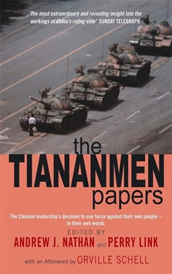 The Tiananmen papers by Zhang Ting Liang