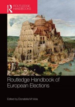 Routledge handbook of European elections by Donatella M. Viola