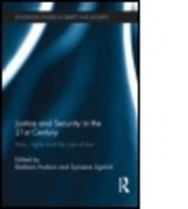 Justice and security in the 21st century by Barbara Hudson