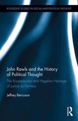 John Rawls and the history of political thought by Jeffrey Bercuson