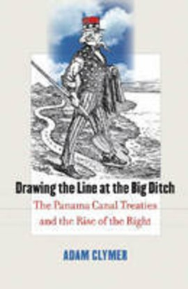 Drawing the line at the big ditch by Adam Clymer
