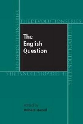 The English question by Robert Hazell