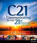 C21 - communicating in the 21st century
