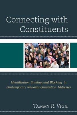Connecting with constituents by Tammy R. Vigil